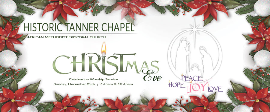 CHIRSTMAS EVE CELEBRATION SERVICE
