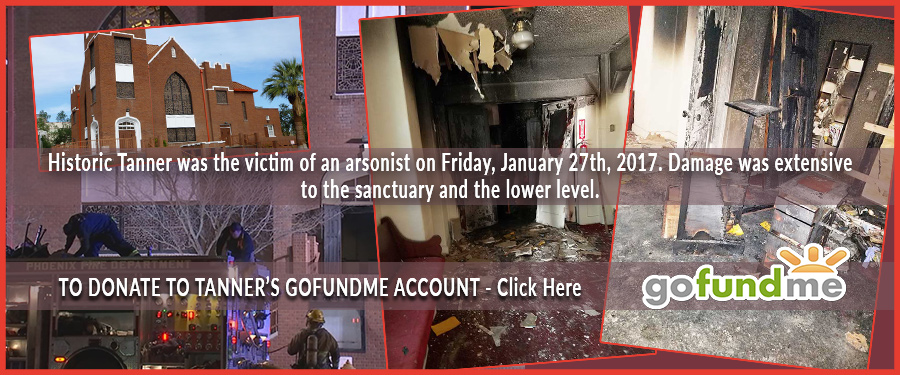 Historic Tanner Fire Damage Fund