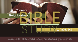 Weekly Bible Study Near You!