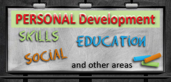 Ministries for Personal Development